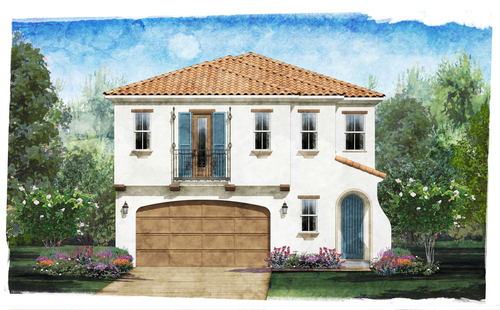 Standard Pacific Homes announces June 14 Grand Opening of Prado at Del Sur, a beautiful collection of all new ...