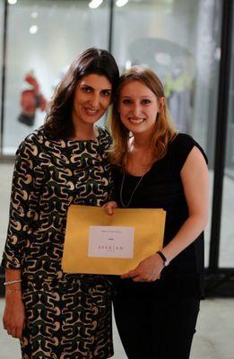 Corinne Avakian and Tiffany Baehler (PRNewsFoto/AVAKIAN)