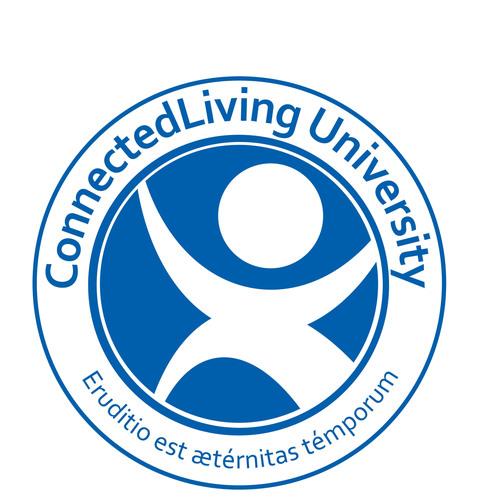 ConnectedLiving University logo.  (PRNewsFoto/ConnectedLiving)