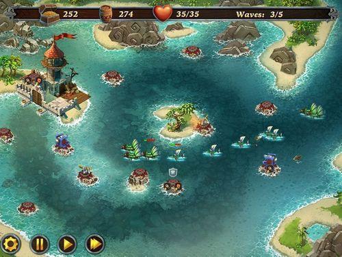 Fort Defense - free game for PC (PRNewsFoto/MyRealGames.com)