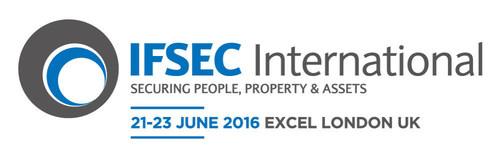 IFSEC logo 2016 (PRNewsFoto/UBM EMEA) (PRNewsFoto/UBM EMEA)