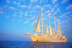 Fares start as low as $1,299 per person for featured voyages in Europe and the Caribbean.  (PRNewsFoto/Windstar Cruises)