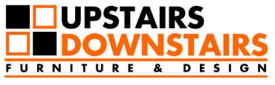 Upstairs Downstairs Logo.  (PRNewsFoto/Upstairs Downstairs Furniture)