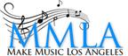 Make Music Los Angeles logo.  (PRNewsFoto/Make Music Los Angeles)