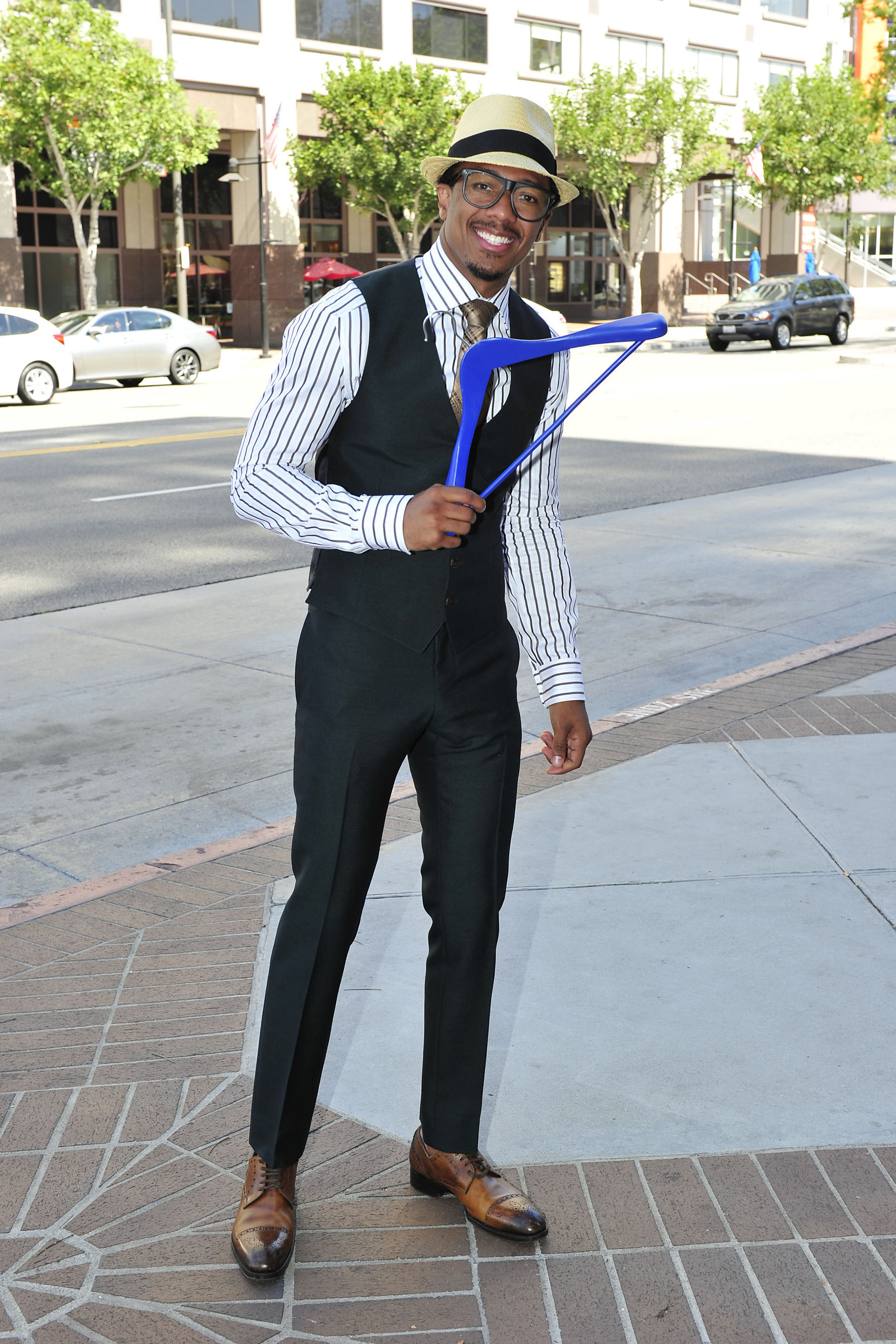 Moores Clothing For Men Partners With Nick Cannon To Launch The 7th Annual Canadian Suit Drive