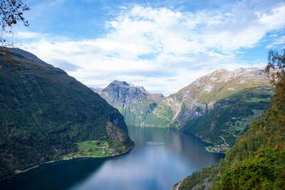 Adventures by Disney, the award-winning leader in guided family travel, announced Oct. 15, 2013 a new vacation to Norway, adding to its more than 20 destinations across the globe. The 8-day, 7-night vacation invites families to discover the awe-inspiring Norwegian fjords that inspired the setting of the upcoming Disney animated feature film, Frozen.  (PRNewsFoto/Adventures by Disney)