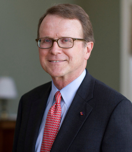 U. Va. Darden School Dean Bob Bruner.  (PRNewsFoto/University of Virginia's Darden School of Business)