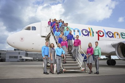 Small Planet Airlines (PRNewsFoto/Small Planet Airlines) (PRNewsFoto/Small Planet Airlines)