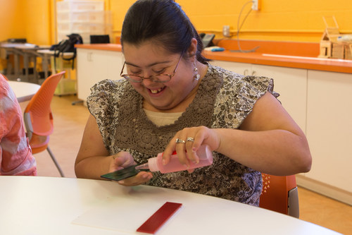 All products are made by individuals with disabilities. (PRNewsFoto/St. Coletta Shops)