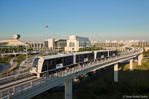 Mitsubishi Heavy Industries America, Inc. Receives Order for Automated People Mover System Capacity
