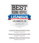 MemorialCare Health System Hospitals Rank Among California's Best in U.S. News & World Report's Listings of Best Hospitals