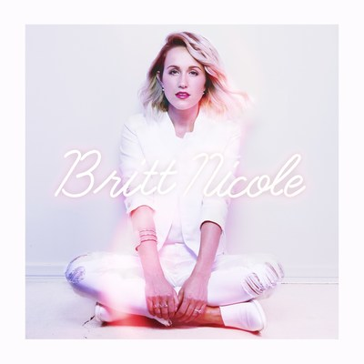 Britt Nicole Releases Cover Art for Self-Titled Fourth Studio Album Available October 7