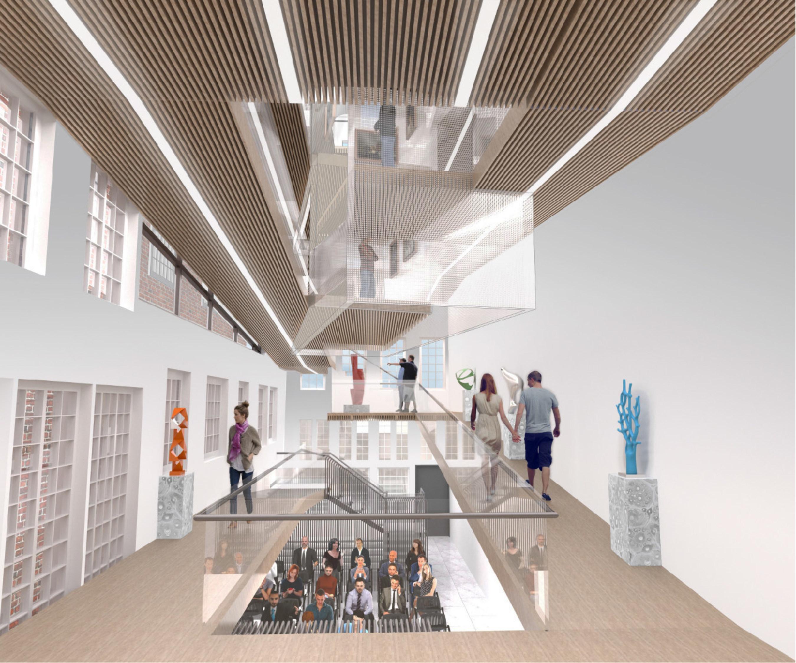 Woodbury Architecture Student Yumin Zeng Wins Prestigious 2015 Donghia Foundation Scholarship