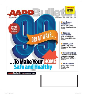 April Issue of AARP Bulletin