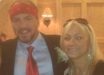 """Tommy and Trisha Morrison (photo): Rocky V star, boxer Tommy Morrison's widow says it is """"completely false"""" that her husband had HIV/AIDS in exclusive interview with Big John McCarthy on Let's Get It On podcast"""