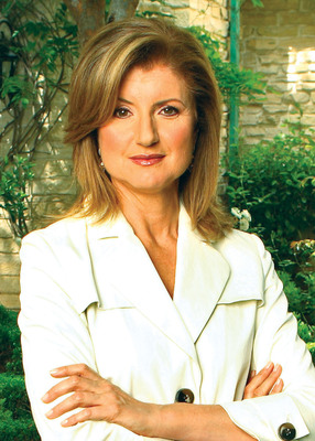 Arianna Huffington, President and Editor-in-Chief, Huffington Post Media Group, to keynote at the 2013 Spredfast Social Summit.  (PRNewsFoto/Spredfast)