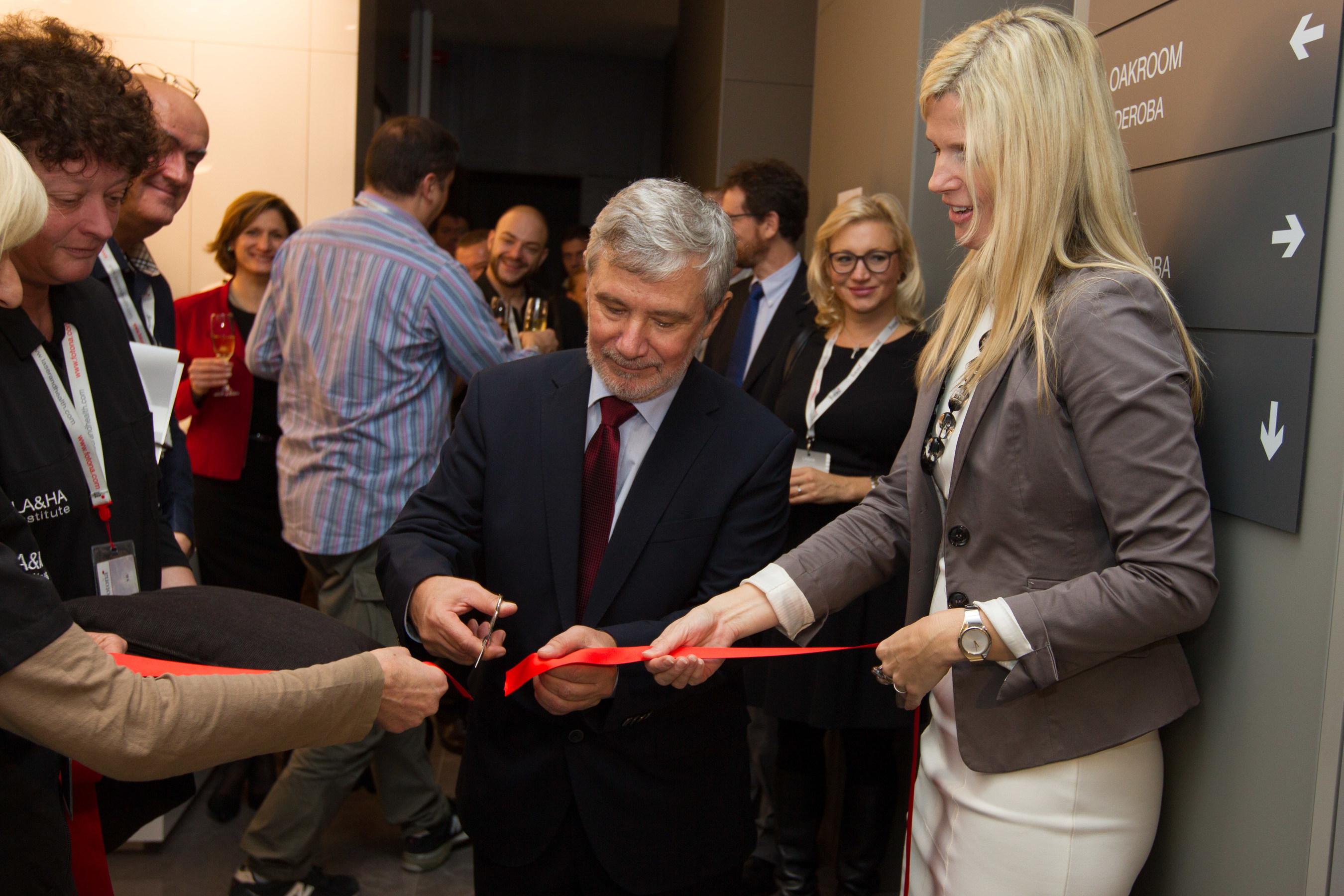 Grand Opening of the Fotona Institute