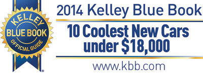 Visit KBB.com for this year's 10 Coolest New Cars Under $18,000.