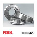 NSK single row taper roller bearing.  (PRNewsFoto/NSK Corporation)