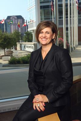 Mara Swan, ManpowerGroup Executive Vice President, Global Strategy and Talent.  (PRNewsFoto/ManpowerGroup)
