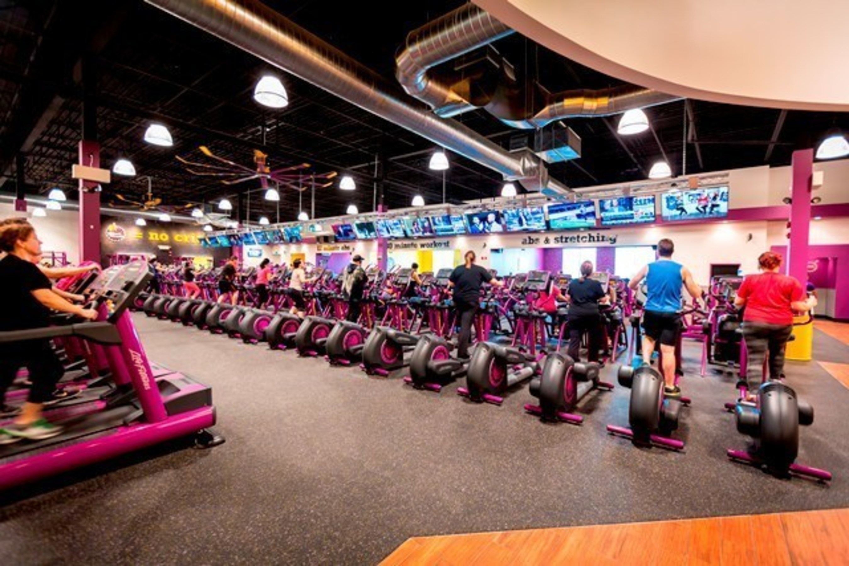 planet fitness home club number