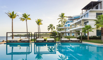 Gansevoort Playa Imbert, new luxury resort to open December 15, 2014 in the Dominican Republic.