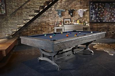Birmingham Billiards Table