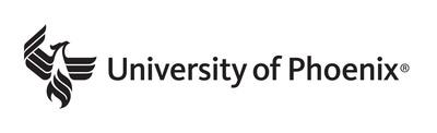 University of Phoenix logo.  (PRNewsFoto/American Red Cross)