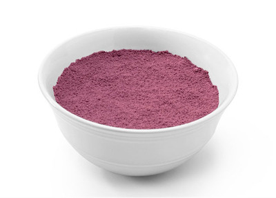 Pre-clinical and clinical studies demonstrate that Vinia, BioHarvest's red grape cell powder, has beneficial effects on cardiovascular disease, Type II diabetes, and metabolic conditions. (PRNewsFoto/University at Albany) (PRNewsFoto/UNIVERSITY AT ALBANY)