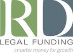RD Legal Funding, LLC.  (PRNewsFoto/RD Legal Funding, LLC)