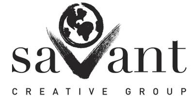 Savant Creative Group logo.  (PRNewsFoto/Savant Creative Group)