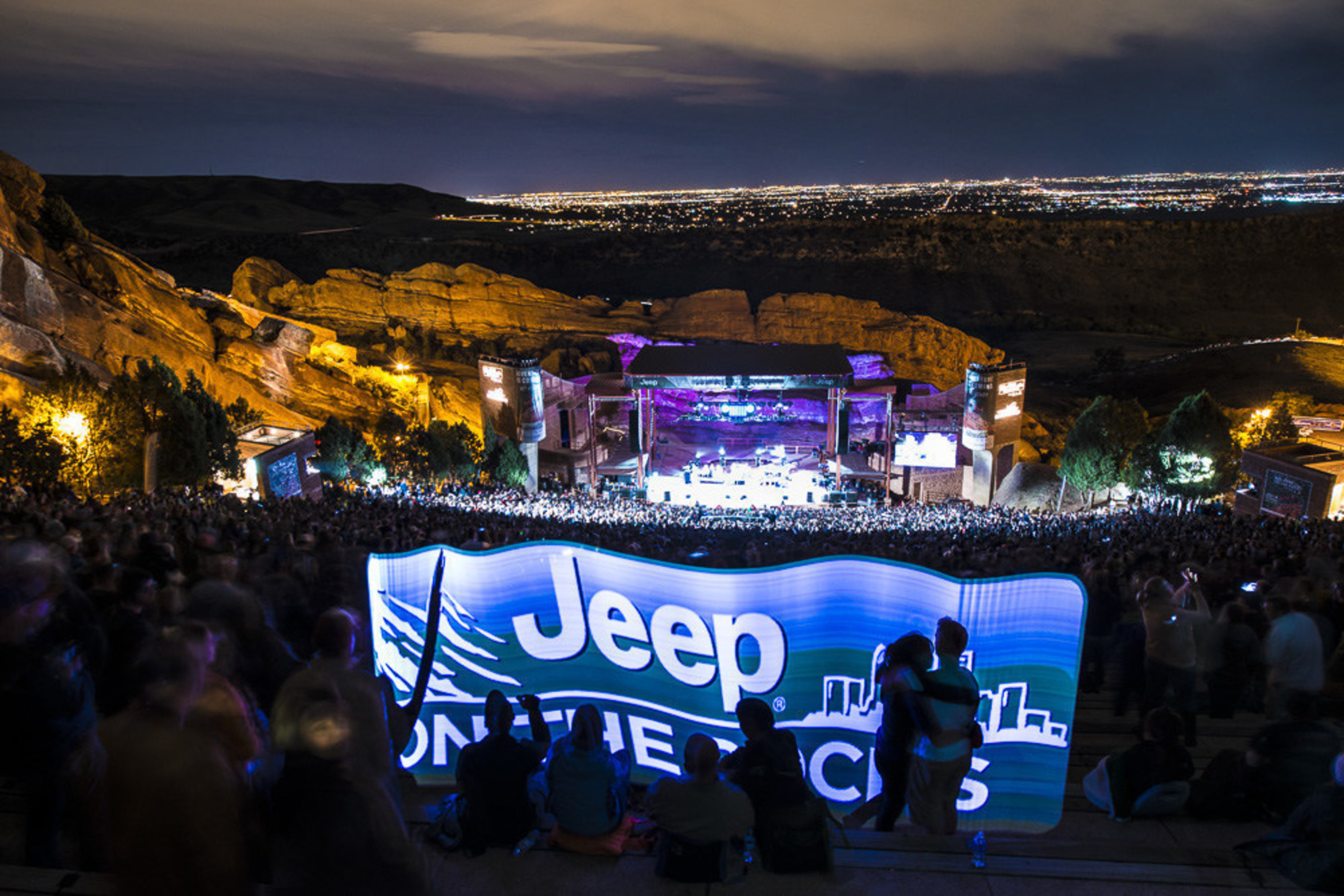 Panic! At the Disco to Headline Jeep' on the Rocks Presented by iHeartRadio Denver, Wrapping Up the Jeep Summer Concert Series at Red Rocks Amphitheatre