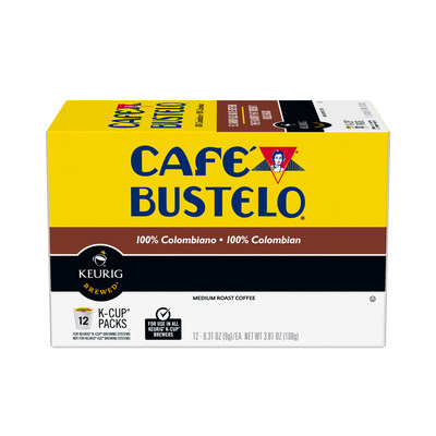 Cafe Bustelo K-Cup Colombian