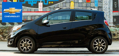 The 2014 Chevy Spark Is Ready To Show Off Its Intrinsic Value To Customers  Looking For