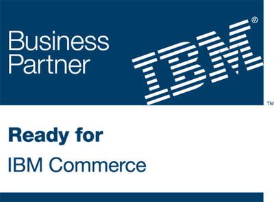 Ready for IBM Commerce Logo