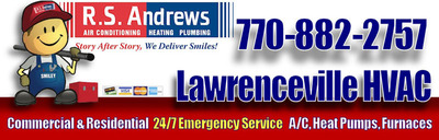 An AC repair company serving Lawrenceville that provides quick, affordable, and professional HVAC repair and service to residential and commercial customers. Their NATE certified technicians have years of experience and expertise in servicing all models of air conditioners including Trane, Carrier, Lennox, Bryant, Amana, Goodman and more.  (PRNewsFoto/Andrews Heating and Air Conditioning)