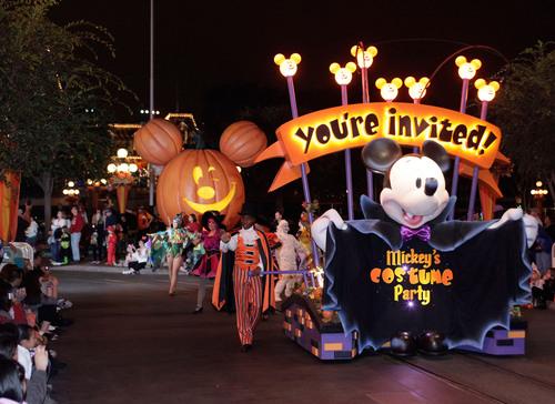 El Disneyland Resort celebra Halloween Time 2013 a partir del viernes 13 (del 13 de septiembre al