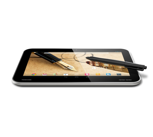 Toshiba's Excite Write tablet introduces new entertainment and productivity possibilities. It features a ...