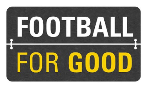 Football For Good.  (PRNewsFoto/All Day Foundation)