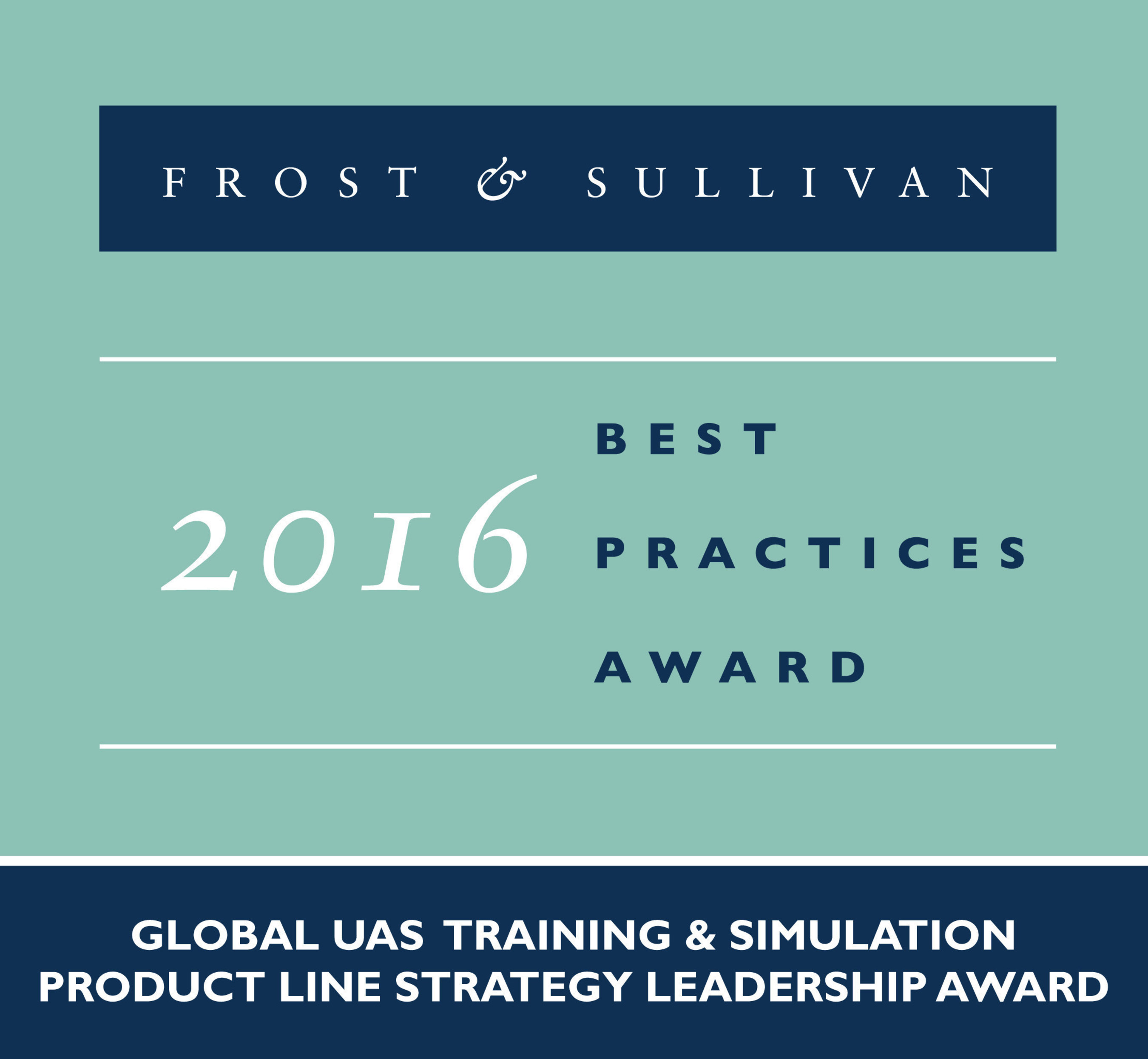 Frost & Sullivan recognizes Simlat Ltd. as the recipient of the 2016 Global Product Line Strategy Leadership Award.