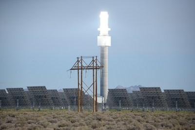 SolarReserve Proprietary U.S.- Developed Molten Salt Receiver Technology