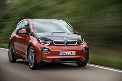 BMW Group: More than 10,000 BMW i vehicles sold in the first five months of 2015. (PRNewsFoto/BMW Group)