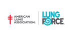 LUNG FORCE is a national public health movement to fight lung cancer in women. Visit LUNGFORCE.org. (PRNewsFoto/American Lung Association)