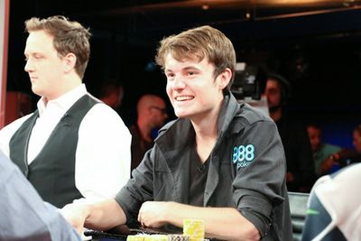 888poker's Jake Balsiger 3rd Place in 2014 Aussie Millions Main Event