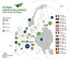 Anunciados los ganadores de la Competición de empresas emergentes digitales paneuropeas
