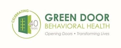 Green Door Behavioral Health logo