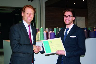 Desso's Commercial and Consumer Carpets First Products to be Cradle to Cradle Certified(CM) Version 3.0