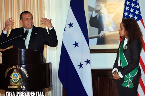 El proyecto de ley a la reforma migratoria beneficiaria a mas de un millon de hondurenos que viven en Estados ...