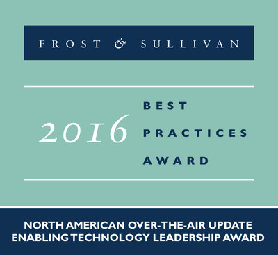 Movimento Receives 2016 North American Over-the-air Update Enabling Technology Leadership Award