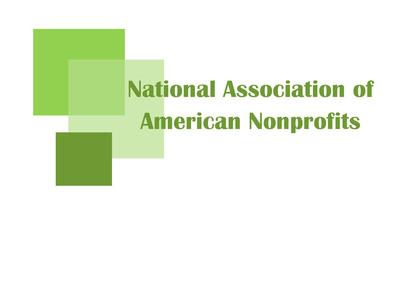 National Association of American Nonprofits logo.  (PRNewsFoto/National Association of American Nonprofits)